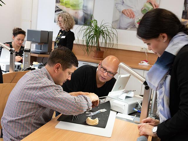 Exklusivworkshop Implantatkomplettversorgung 2018